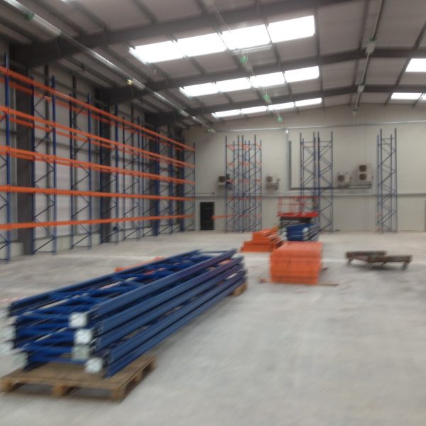 Wide range of pallet racking, used or new, with hundreds of different sizes, colours and manufacturers such as DEXION, LINK, REDIRACK, APEX, HI-LO, AR SYSTEMAS, MECALUX, STOW, STORAX, POLYPAL, SPERRIN