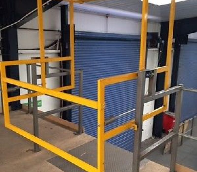 Mezzanine floors create a second floor in your warehouse and can potentially double and even triple your work space in any warehouse