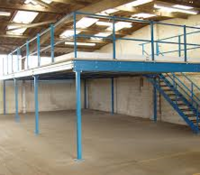 UK wide delivery and installation of mezzanine flooring